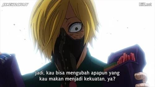 Nonton Streaming Boku no Hero Academia Season 4 Episode 8 Subtitle Indonesia