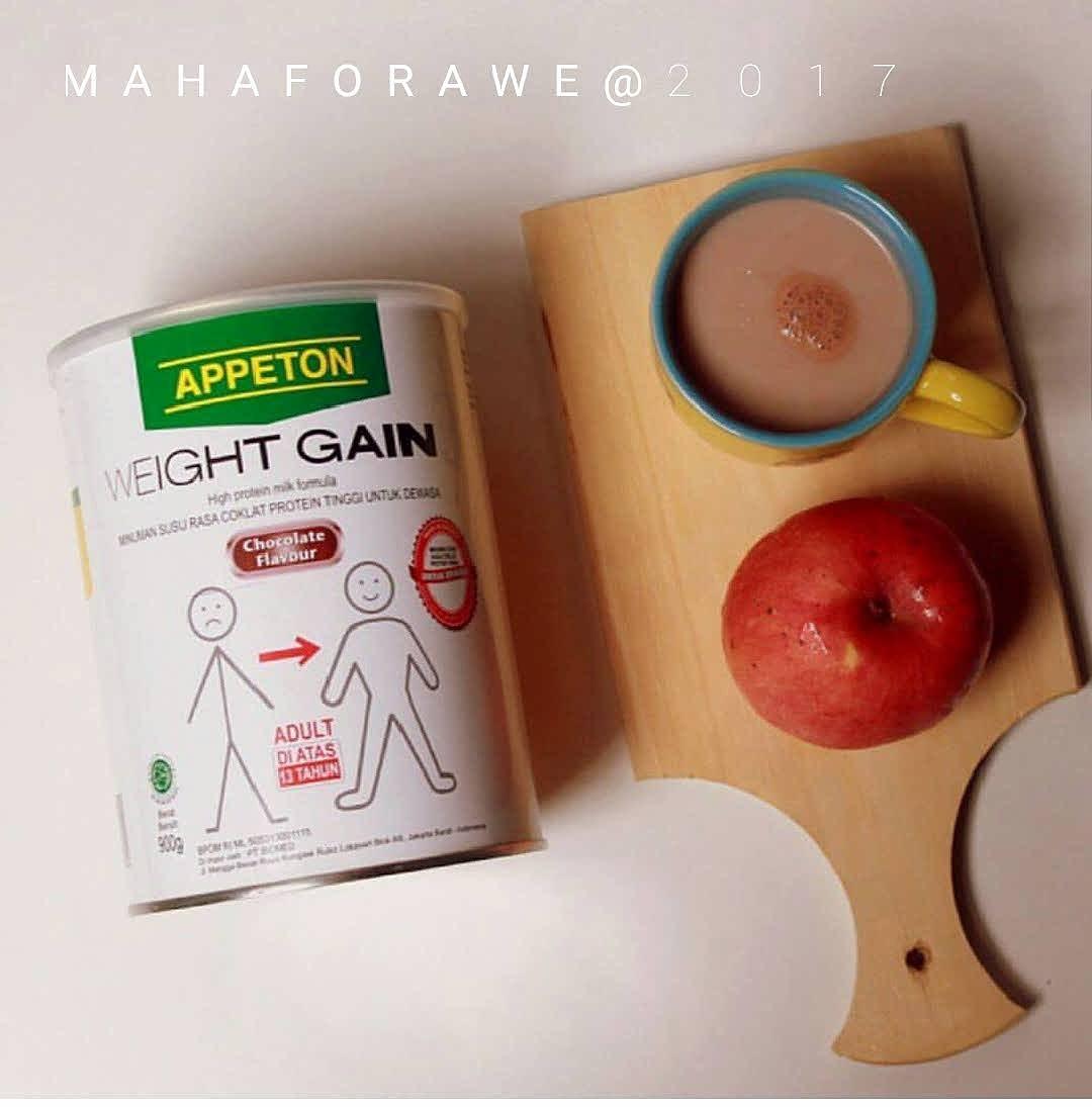 حليب ابيتون لزيادة الوزن
