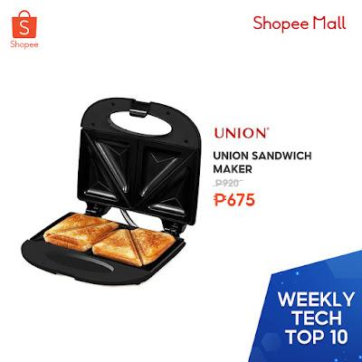 Union Sandwich Maker