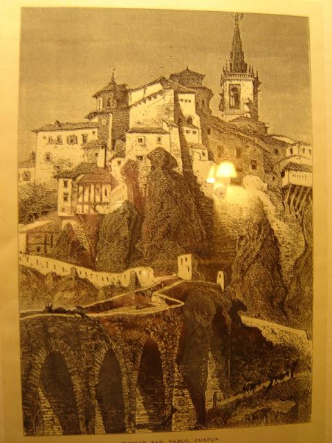 LA FOTO DEL DIA: an old picture of Cuenca 1