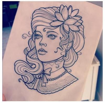 deep ink tattoo designs for women