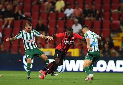 اهداف مباراة ميلان ضد باناثينايكوس (2-1) مباراة ودية
