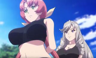 Kandagawa Jet Girls OVA 1