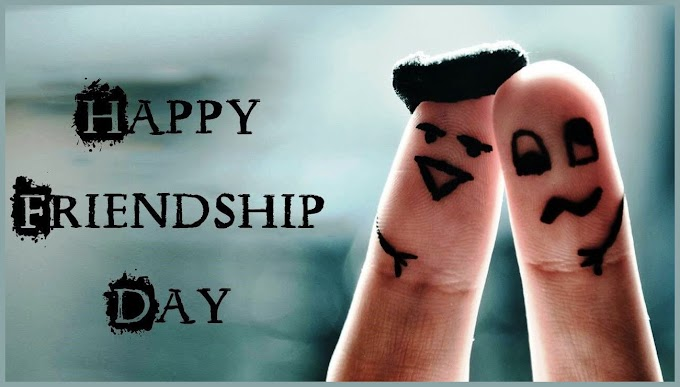 Happy Friendship Day Quotes & Images