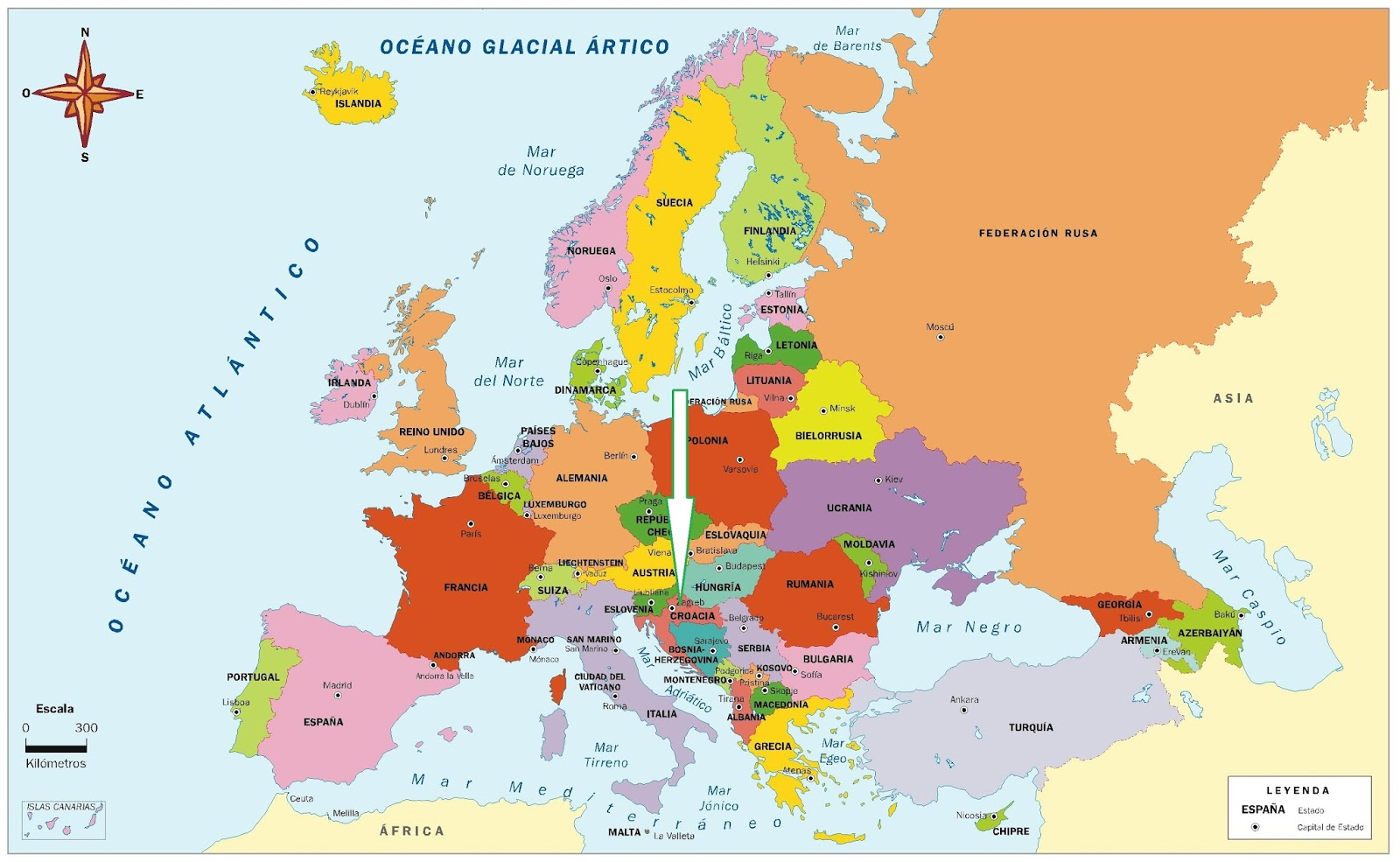 croacia mapa mundo CruxSancta: Desde Croacia: testimonio sobre el CNC   Camino  croacia mapa mundo