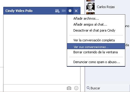 Parte 1. ¿Qué son los mensajes ocultos en Facebook?