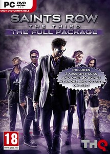 Saints Row: The Third PC Full Package [Español]