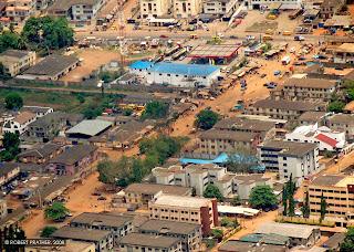 Aerial Photo Lagos