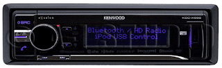 Stereo Mobil 2: Kenwood eXcelon KDC-X998 CD Receiver dengan Built-in Bluetooth + HD Radio