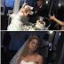 Το παράκαναν: Ξέφυγε η πλάκα μεταξύ νύφης και γαμπρού. Χάλασε το γλέντι