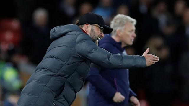 'All our goals were strange, but we had to squeeze it' - Jürgen Klopp