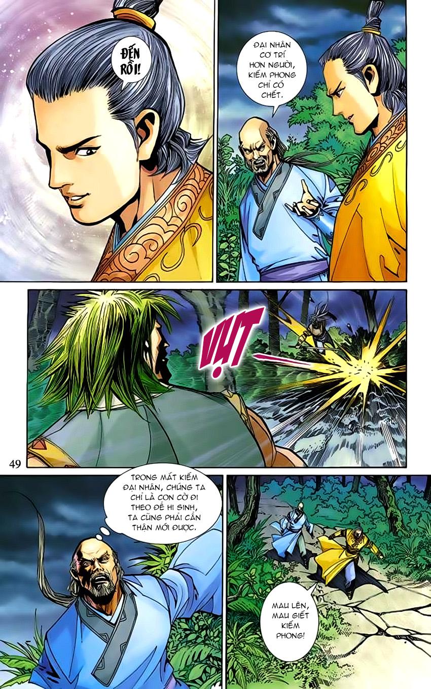Bạch Phát Quỷ chap 6 - Trang 9