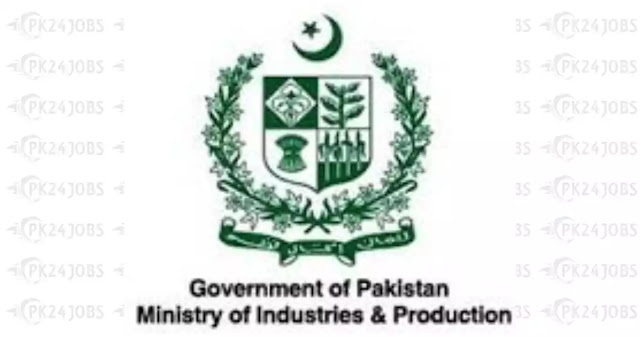 Jobs 2020 Ministry of Industries and Production Islamabad Application Form