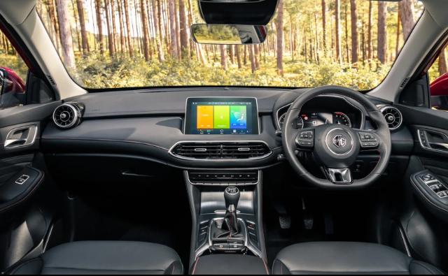 سيارة ام جي 2021 MG HS