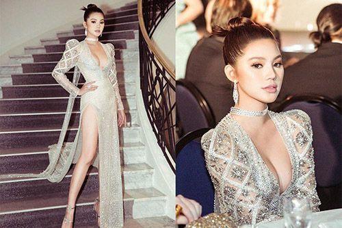 Jolie Nguyễn lộ clip có sự nghiệp ra sao?
