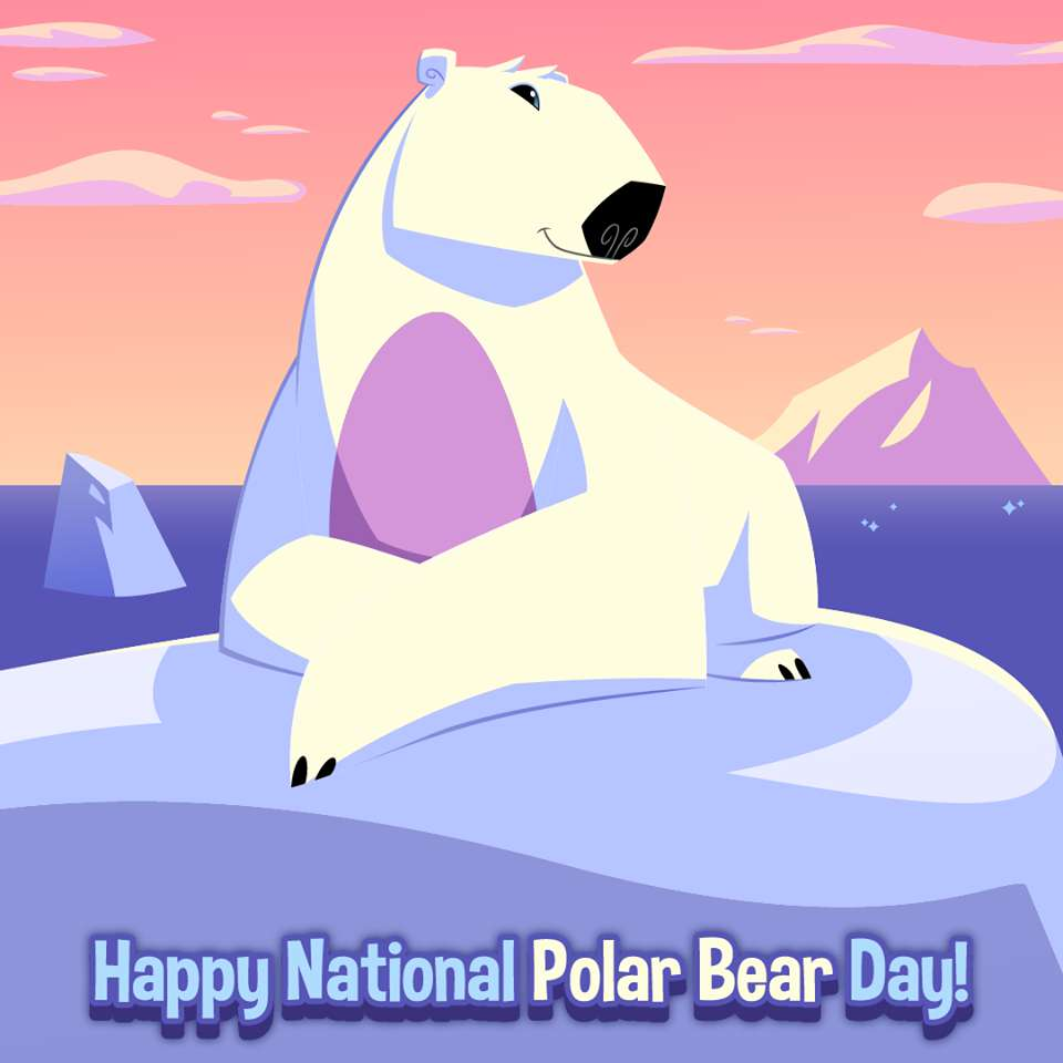 International Polar Bear Day Wishes for Instagram