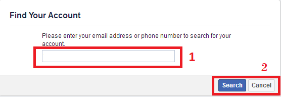 Recover Username And Password For Facebook Account | 100