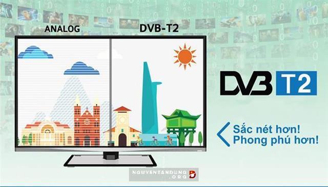 Ngừng phát truyền hình Analog, người dân đổ xô mua tivi 4k