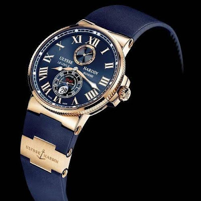दुनिया के Top 10 luxary watch brands.Ulysse Nardin