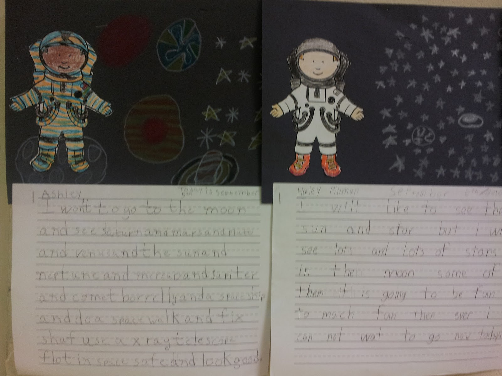 what do astronauts eat in space ks1 - photo #1
