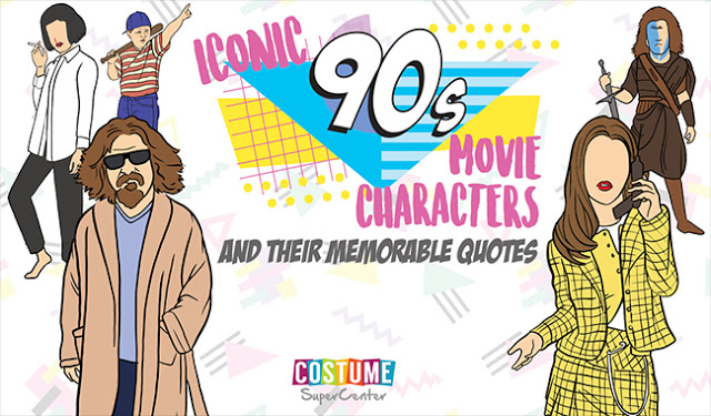 The Best Movie Quotes from the '90s
