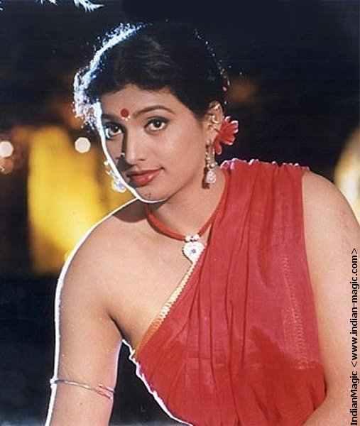 Old Actress Roja Hot Navel Images-9632