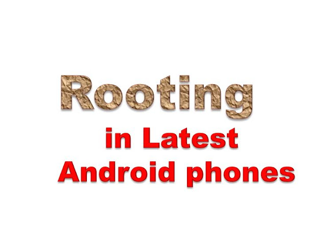 How to Root android phone Version: 6.0, 7.0, 7.1.1, 7.1.2, 8.0, and 8.1.0