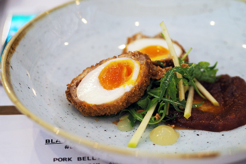 Black Dove Dining New Menu Shawlands Small Plates Glasgow Review | Colours and Carousels - Scottish Lifestyle, Beauty and Fashion blog
