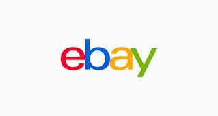 خط لوجو ebay