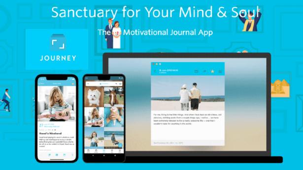 Journey - Η ισχυρή δωρεάν εφαρμογή-προσωπικό ημερολόγιο που βραβεύτηκε από την Google