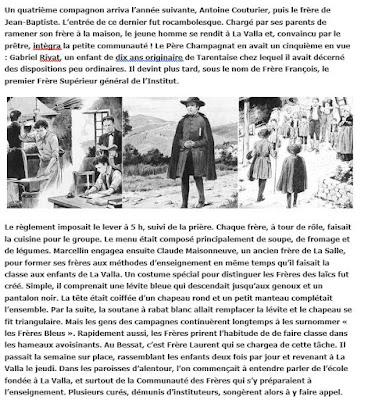 PETITE VIE DE MARCELLIN CHAMPAGNAT