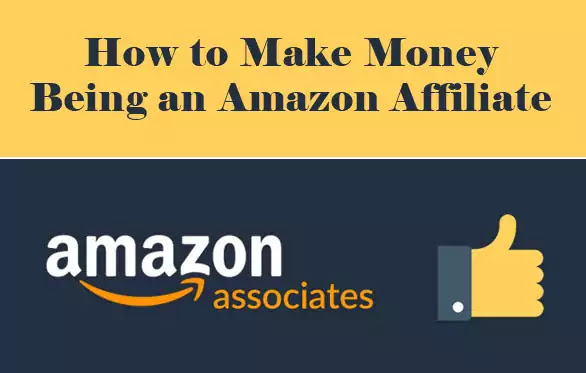how to earn money from amazon affiliate marketing?