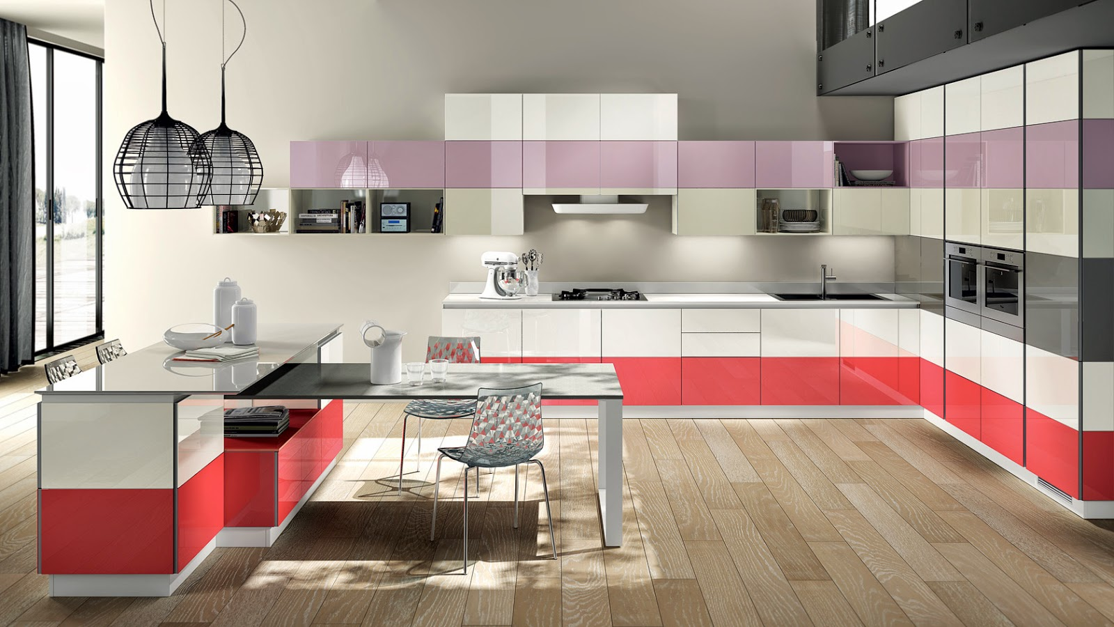 Modular Kitchens in Bangalore Italian modular kitchens from Scavolini