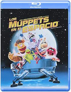 Los Muppets en el Espacio [BD25] *Con Audio Latino
