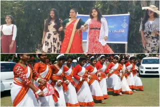 ramp-walk-jamshedpur-womens-college