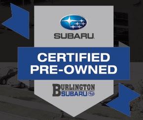 Subaru Certified Pre-Owned >> Subanews By Burlington Subaru Benefits Of Buying Subaru