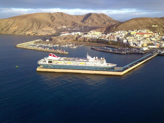 Puerto%2Bde%2BGran%2BTarajal - Fuerteventura.- Puertos,Canarios saca a licitación la evaluación final del Programa de Vigilancia Ambiental del Puerto de Gran Tarajal