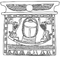 Ancient Egypt Homeschool Print and Color activity