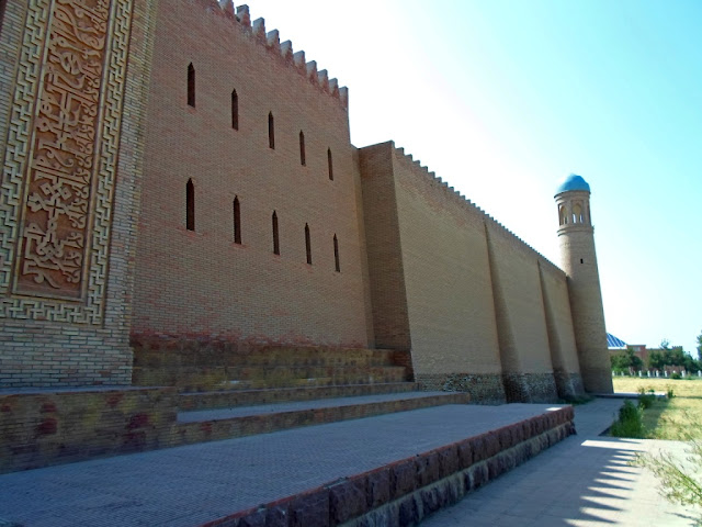 Городище Хульбук, Восейский р-он, Хатлонская обл., Таджикистан - фото-обзор экскурсии
