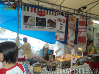 mercato centrale food booth