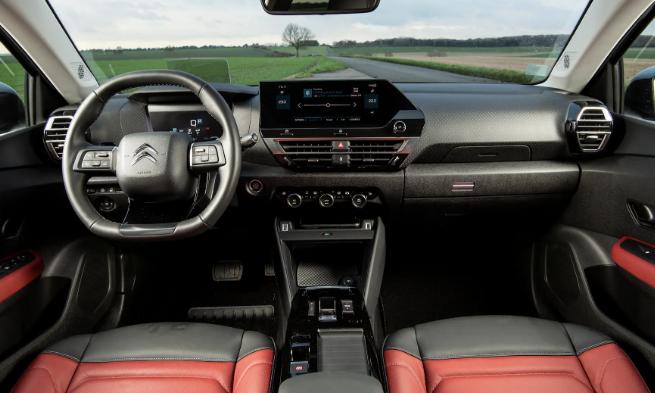 سيارة سيتروين سي 4 Citroen C4 2021