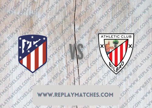 Atletico Madrid vs Athletic Bilbao -Highlights 18 September 2021