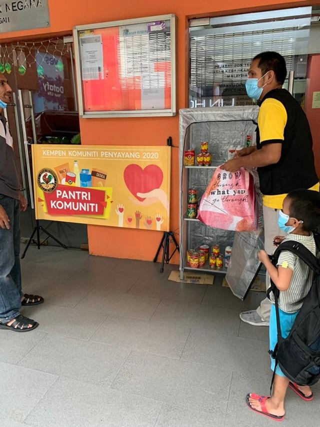 #AyamWithU di Anjung Singgah