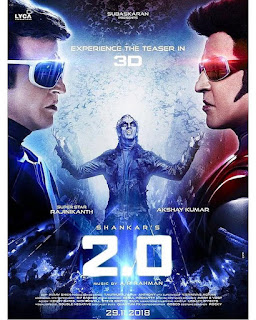 Robot 2.0 (2018) Hindi Dubbed