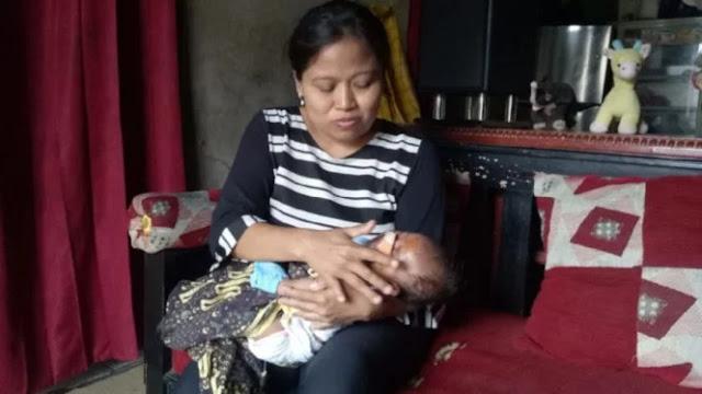 Ibu yang Bayinya Digigit Tikus saat Tidur Masih Trauma