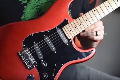 GItar Fender Palsu Vs Gitar Fender Asli