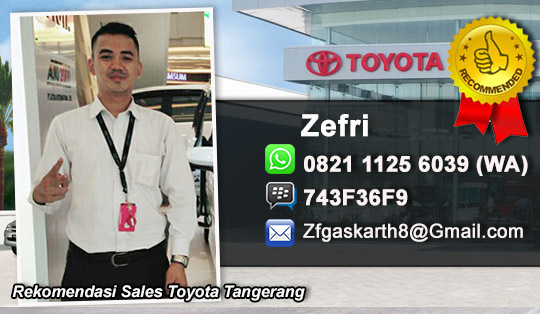 Toyota Cikupa Tangerang