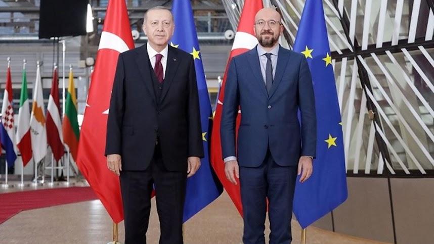 """Ερντογάν: """"Ελλάδα και Ελληνοκύπριοι καταφεύγουν σε επιθετικότητα και προκλήσεις"""""""