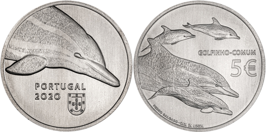 Portugal 5 euro 2020 - The Dolphin