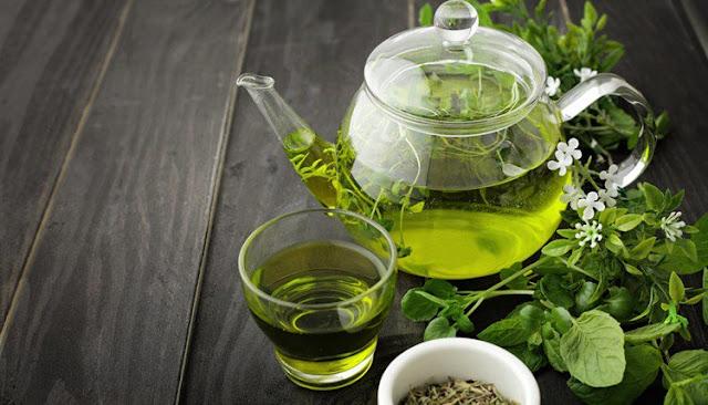 Chá Verde (Imagem: Reprodução/Beleza Feminina)
